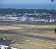vue sur l aeroport de cairns