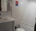 la salle de bain du voilier