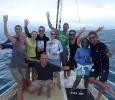 l equipe du voilier