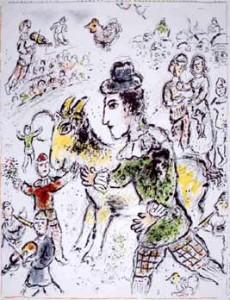 clown-alachevrejaune-chagall