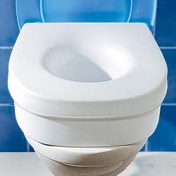 A chaque pr sident sa douche glaudinet - Rehausseur wc castorama ...