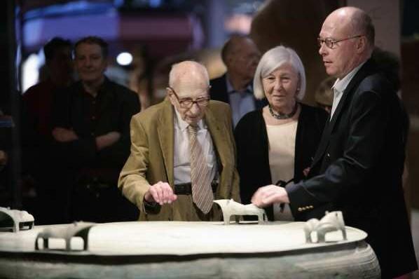 Inauguration du musée du quai Branly